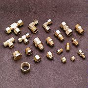 Hose Fittings Pipe Fittings Brass Barbs Hose tails  Hydraulic Pneumatic couplings fittings compression fittings