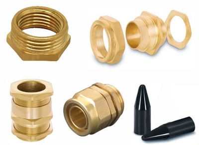 Brass Compression fittings , Pipe and Flare 	      Fittings